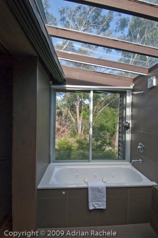 Bathroom Dulc Cabins Halls Gap